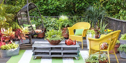 diseño de jardines en Salou